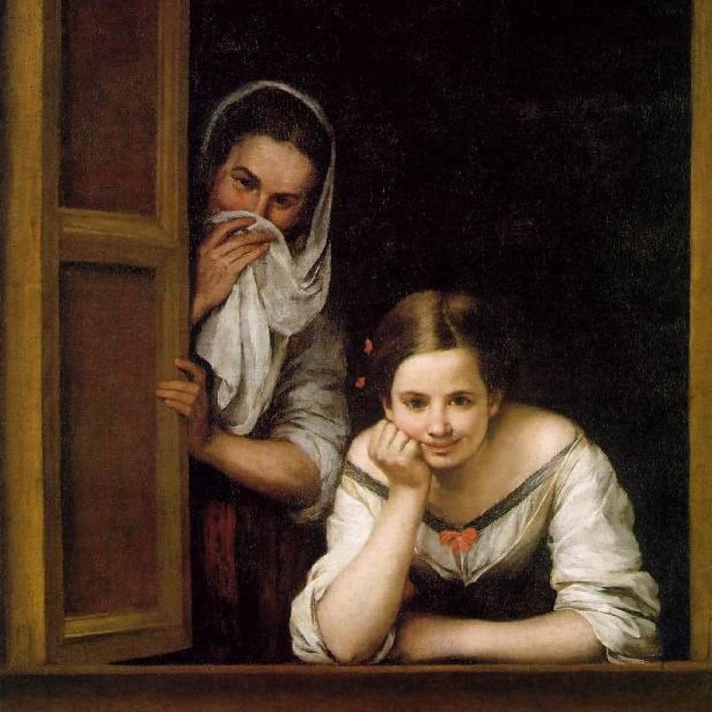 L'inconscio, la scrittura - Galiziane alla finestra